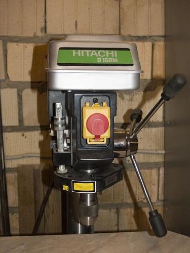 """""""Голова"""" вертикально-сверлильного станка Hitachi B16RM"""