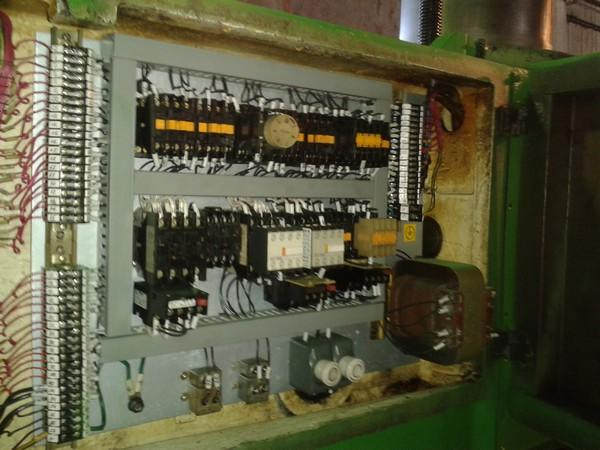 Электрический блок станка 2М55