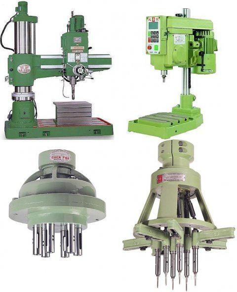 Универсальное металлорежущее оборудование для ремонтных мастерских
