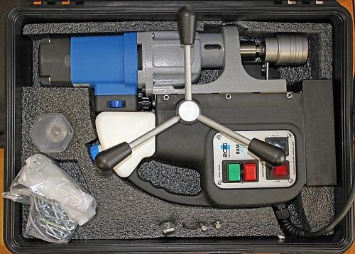 Стандартная комплектация магнитного сверлильного станка