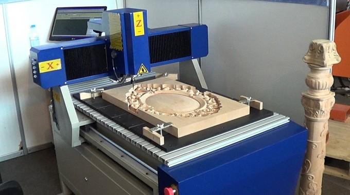 Современные станки обеспечивают качественную и быструю обработку изделий
