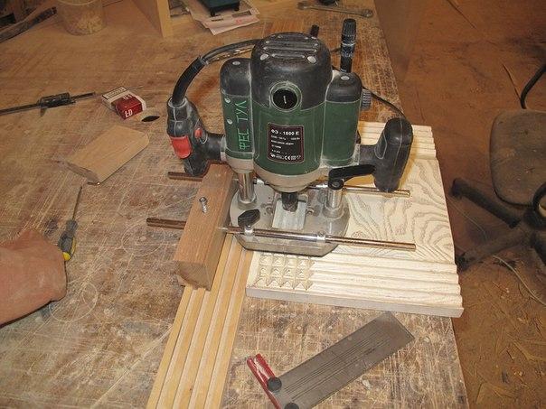Фрезерный станок по дереву для домашней мастерской
