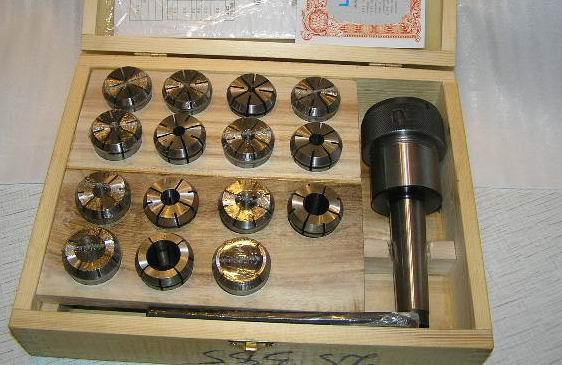 Цанговые патроны для сверлильного станка