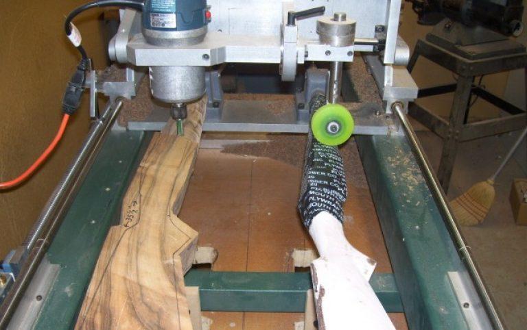 Изготовление фрезерного станка своими руками