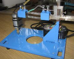 Самодельный станок для печатных плат из направляющей рейки