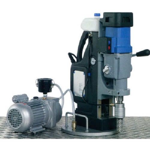 Система вакуумной фиксации магнитного станка
