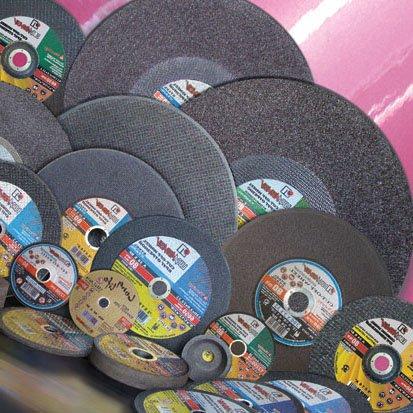 Отрезные диски на болгарку