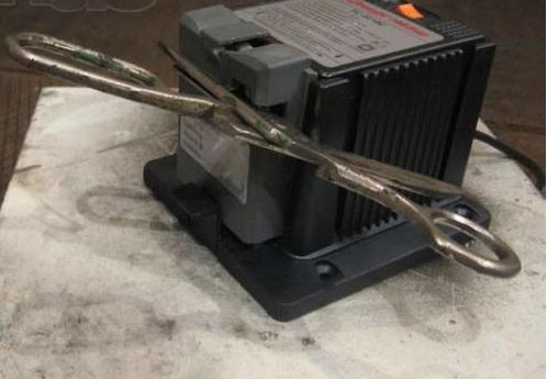 Заточка ножниц на точильном станке Энергомаш