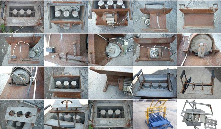 Пример изготовления станка для производства шлакоблоков своими руками