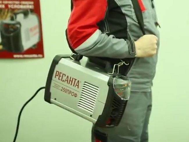 """Аппарат """"Ресанта"""" САИ-250 компактный и функциональный прибор"""