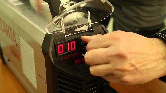 Перед запуском аппарата следует проверить целостность электрических кабелей