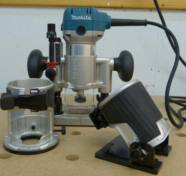 Кромочный фрезер MAKITA RT0700C(X2) является одним из популярных аппаратов