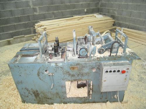 Трехсторонний фрезерный станок для производства вагонки