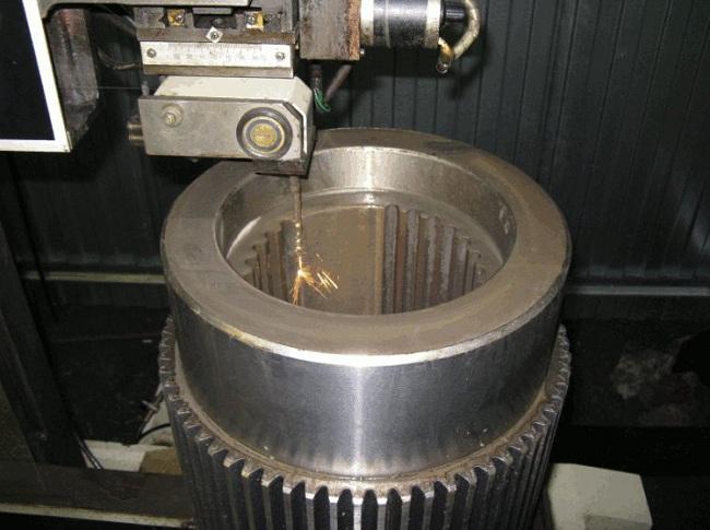 Простейшая схема для создания станка должна содержать в себе электрод соответствующего состава
