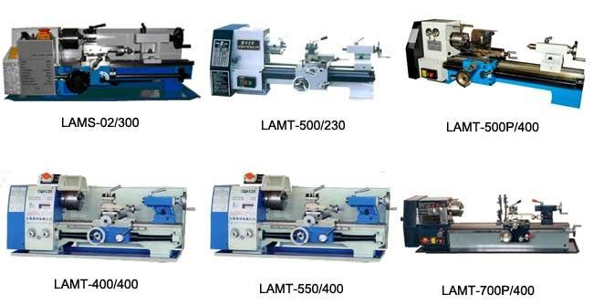 Токарные станки с ЧПУ серии LAMT