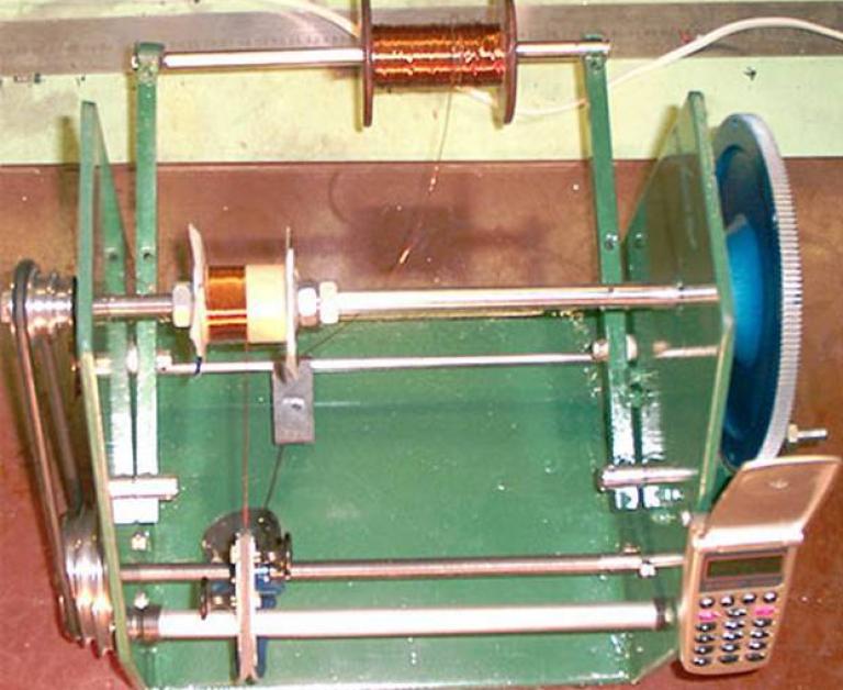 Станок для намотки катушек из принтера своими руками 63