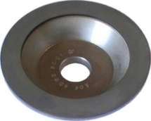 Заточка резцов с помощью наждачного алмазного круга